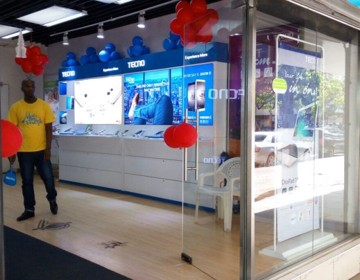 TECNO MOBILE – Retail Design & Branding