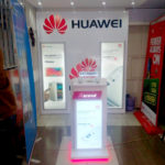 HUAWEI – Retail Shop Design & Branding